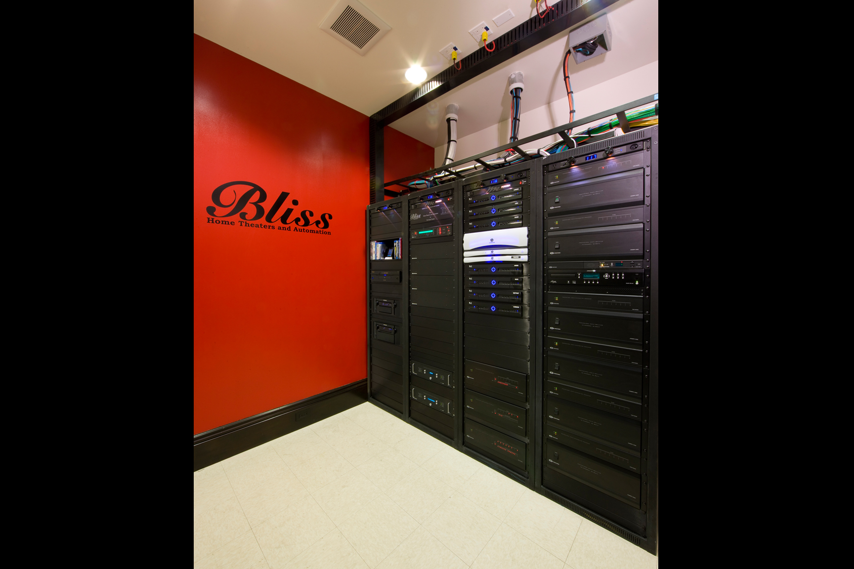 Tech Rooms | Gallery