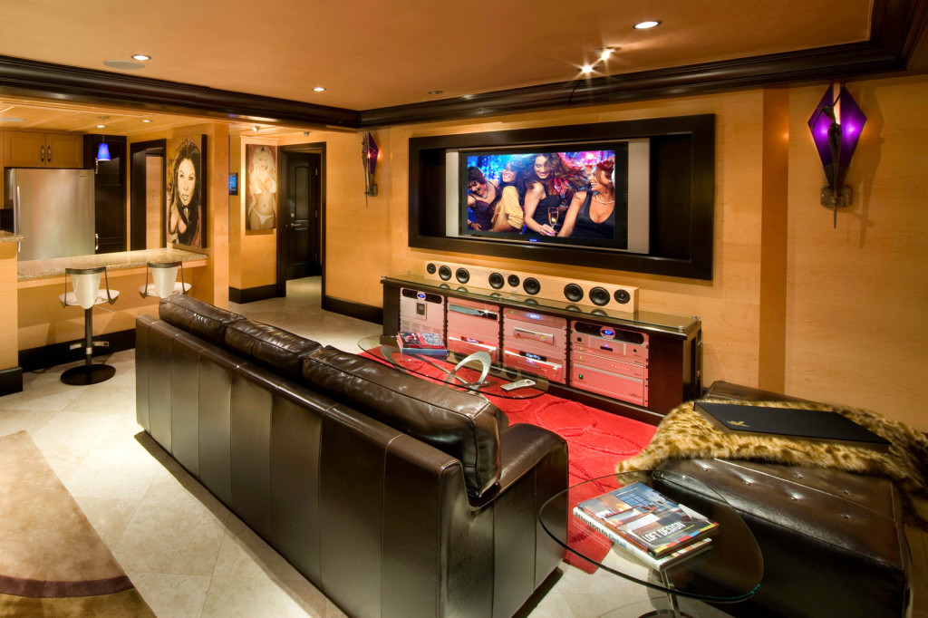 Bliss Media Rooms