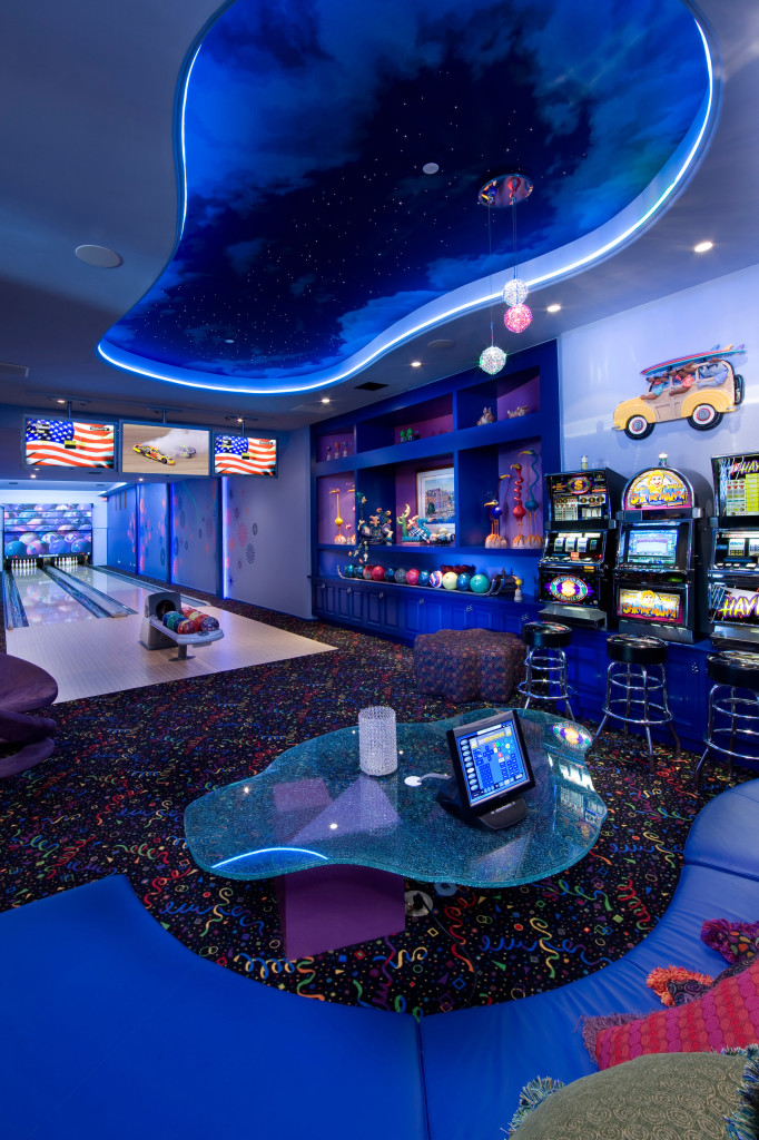 Bliss Sports & Game Rooms